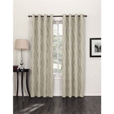 Home | Products | Drapes Curtains, Wave Curtains, Window Intended For Cyrus Thermal Blackout Back Tab Curtain Panels (#16 of 39)