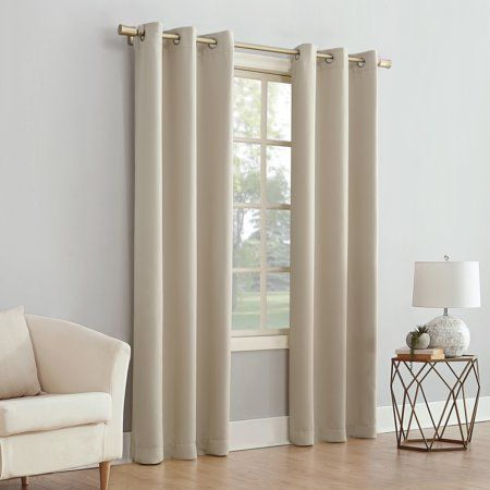 Home | Products In 2019 | Curtains, Panel Curtains, Drapes With Overseas Faux Silk Blackout Curtain Panel Pairs (#24 of 41)