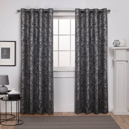 Home   Products   Window Curtains, Curtains, Drapes Curtains With Gray Barn Dogwood Floral Curtain Panel Pairs (View 28 of 48)