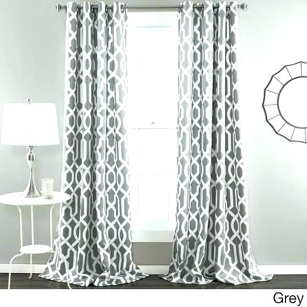 Home Woven Blackout Curtain Panel Pair With Grommet Top Intended For Moroccan Style Thermal Insulated Blackout Curtain Panel Pairs (View 41 of 50)