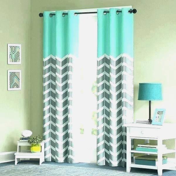 Hot Teal Curtain Panels – Securitykey (View 23 of 46)