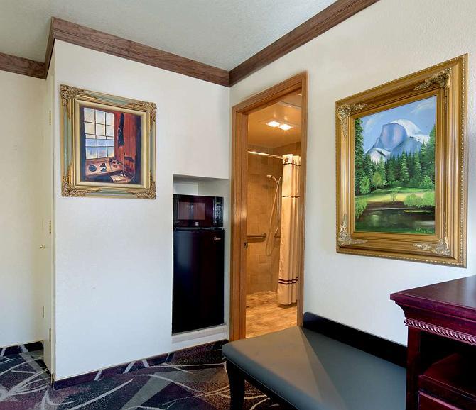 Hotel In Oakhurst | Best Western Plus Yosemite Gateway Inn Pertaining To The Gray Barn Kind Koala Curtain Panel Pairs (View 36 of 50)