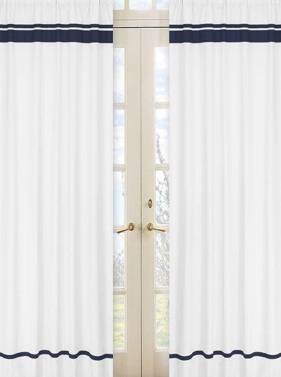 Hotel Striped Semi Sheer Rod Pocket Curtain Panels Regarding Rod Pocket Curtain Panels (View 14 of 34)