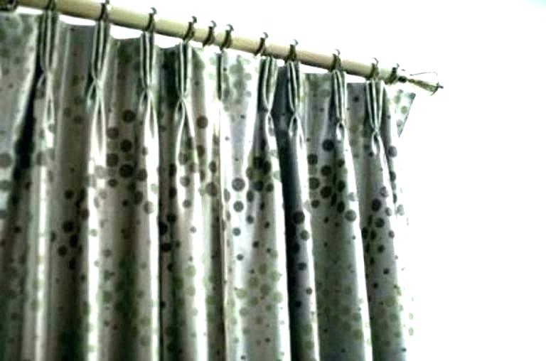 How To Make Pleated Curtains – Hangovercure (#21 of 50)