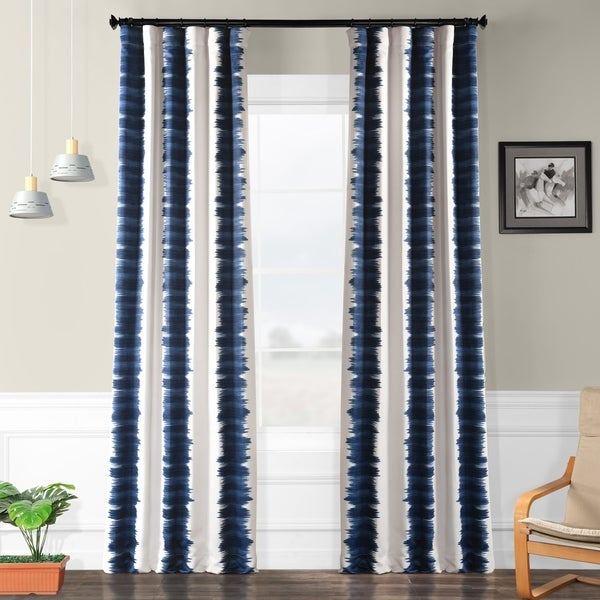 How To Sew Blackout Curtains Throughout Primebeau Geometric Pattern Blackout Curtain Pairs (#25 of 38)