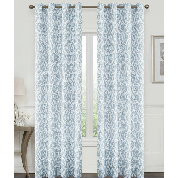 Hyde Park Curtains | Wayfair Intended For Keyes Blackout Single Curtain Panels (View 12 of 50)