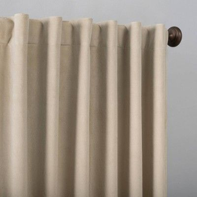 I Love This Incredible Photo #drapes In 2019 | Drapes Intended For Evelina Faux Dupioni Silk Extreme Blackout Back Tab Curtain Panels (View 25 of 33)
