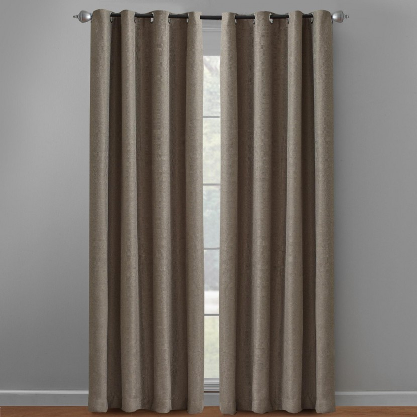 Inspiration about Ideas: Choose Wonderful Eclipse Blackout Curtains As Your Intended For Thermaweave Blackout Curtains (#38 of 47)