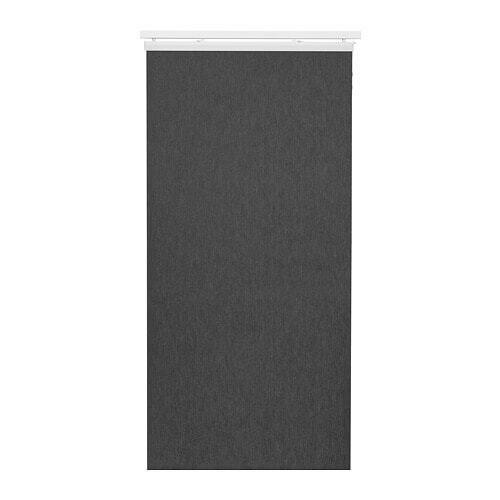 Ikea Anno Tupplur Panel Curtain 3M Dark Grey 60 X 300 Cm Uk C786 For Inez Patio Door Window Curtain Panels (#25 of 50)