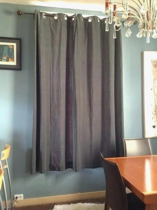 Inspiration about Ikea Concept Curtains Too Long – Kitschcat.club Inside Vertical Colorblock Panama Curtains (#20 of 50)