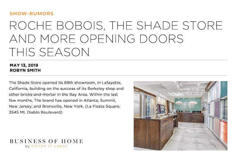 In The Press | Articles, Features & Videos | The Shade Store Inside Luxury Collection Summit Sheer Curtain Panel Pairs (#33 of 50)