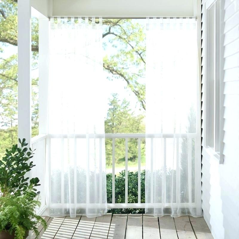 Inspiration about Indoor Outdoor Curtains – Njemacka With Regard To Matine Indoor/outdoor Curtain Panels (#11 of 50)
