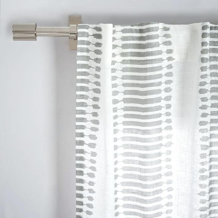 Inspiration about Ink And Ivy Ankara Bedding Bedroom Furniture Inkivy Regarding Ink Ivy Ankara Cotton Printed Single Curtain Panels (#17 of 50)