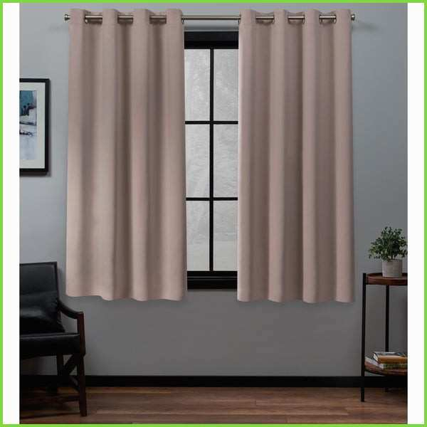 Inspiration about Inspirational Photograph Of Total Blackout Curtains With Sunsmart Abel Ogee Knitted Jacquard Total Blackout Curtain Panels (#8 of 19)