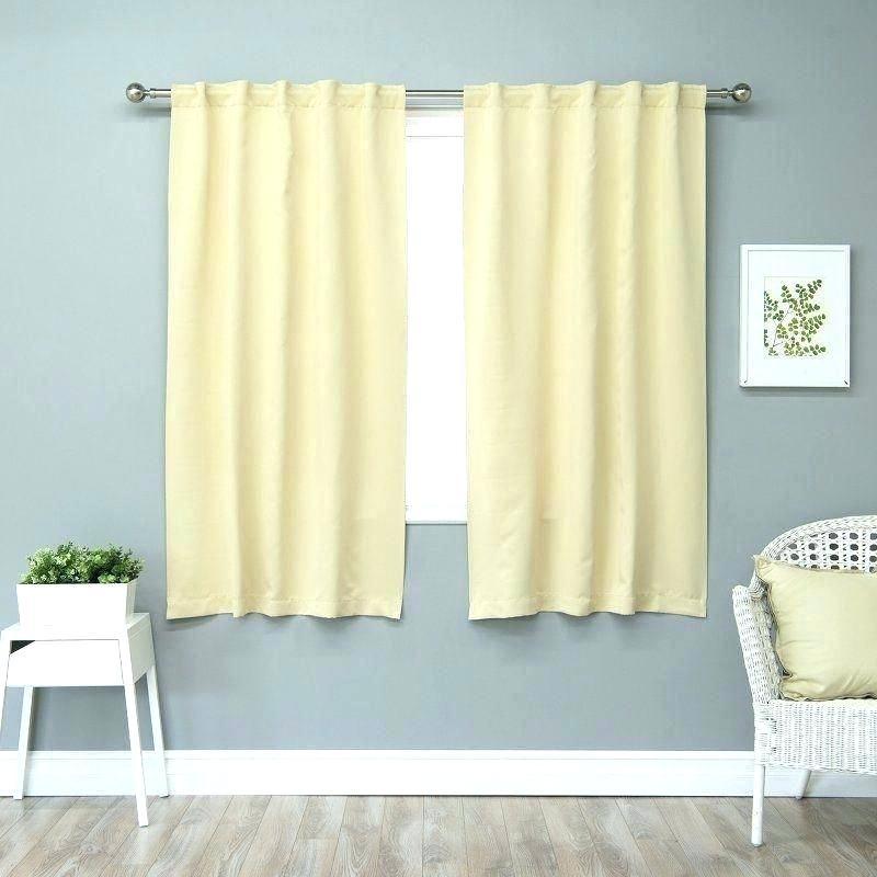 Insulated Blackout Curtains – Trailwrestling Intended For Insulated Thermal Blackout Curtain Panel Pairs (#29 of 50)