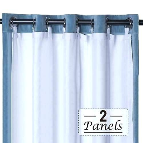 Inspiration about Insulated Blackout Curtains With Thermal Insulated Blackout Curtain Pairs (#46 of 50)