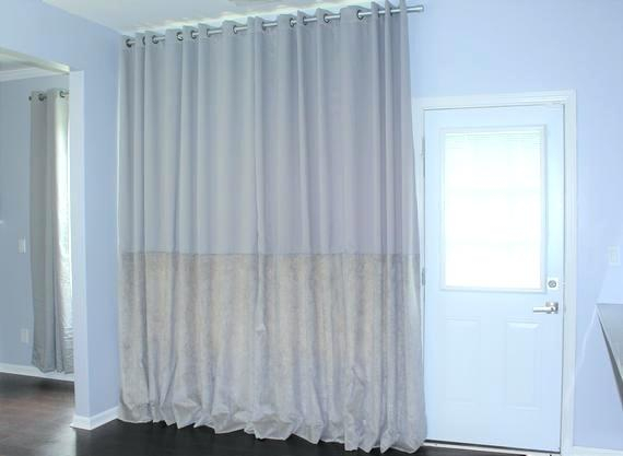 Insulated Curtains For French Doors Best Sliding Glass Throughout Grommet Blackout Patio Door Window Curtain Panels (View 13 of 50)