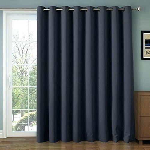 Inspiration about Insulated Curtains Walmart – Homeportlc Intended For Twig Insulated Blackout Curtain Panel Pairs With Grommet Top (#43 of 50)