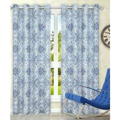Inspiration about Insulated Faux Denim Curtain Panel Pair Panels – Adacadance In Insulated Cotton Curtain Panel Pairs (#46 of 50)