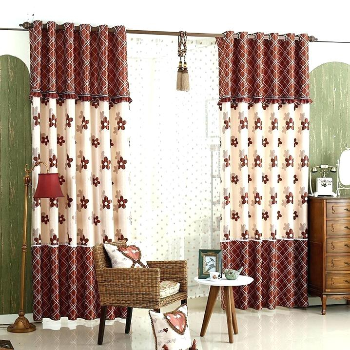 Insulated Sheer Curtains Layered Exclusive Fabrics Signature Throughout Signature Extrawide Double Layer Sheer Curtain Panels (#31 of 50)