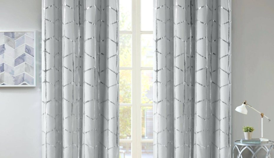 Interiors Blackout Curtains Drapes Overstock Our Best Window Intended For Infinity Sheer Rod Pocket Curtain Panels (#20 of 50)