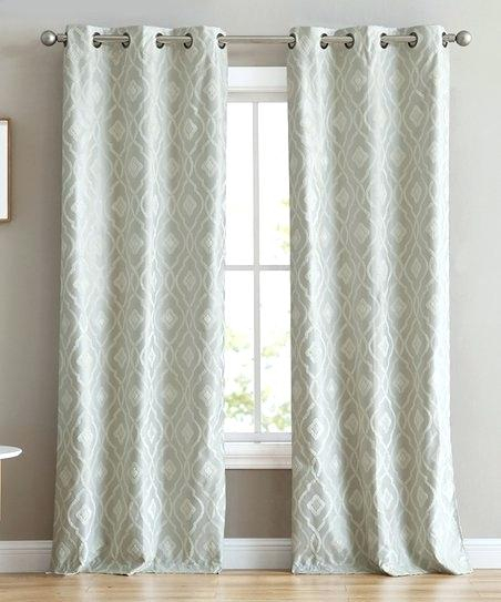 Ivory Blackout Curtains – Blessyourpets (#36 of 50)