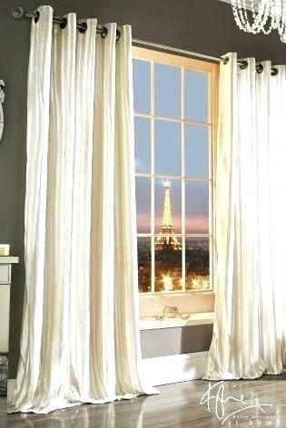 Inspiration about Ivory Velvet Curtains – Cacdesign Inside Signature Ivory Velvet Blackout Single Curtain Panels (#12 of 50)