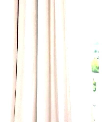 Inspiration about Ivory Velvet Curtains – Kwork Within Signature Ivory Velvet Blackout Single Curtain Panels (#29 of 50)