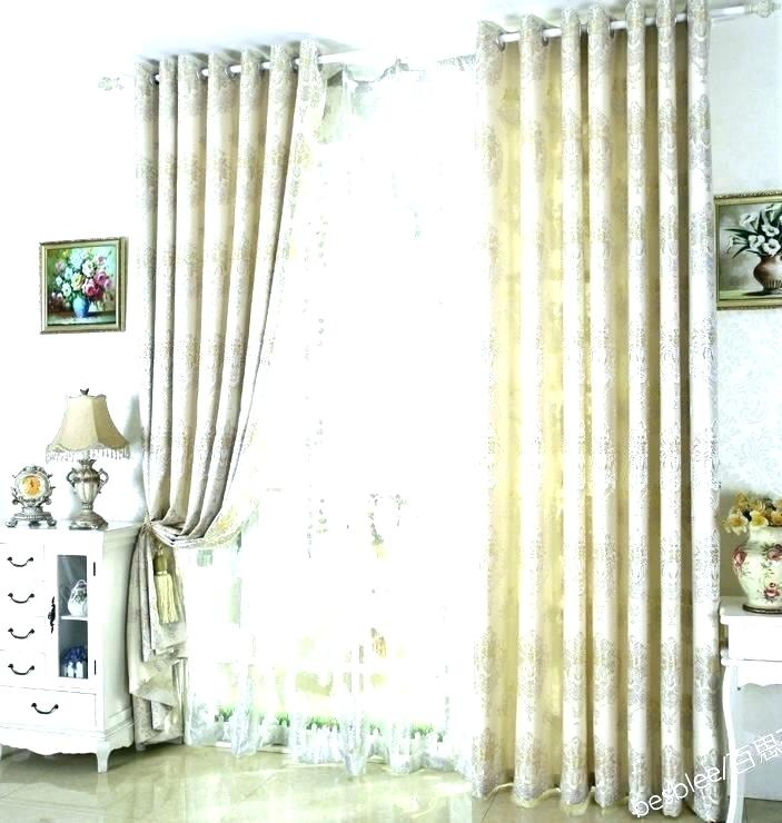 Inspiration about Ivory Velvet Curtains – Webnumerology With Regard To Signature Ivory Velvet Blackout Single Curtain Panels (#22 of 50)
