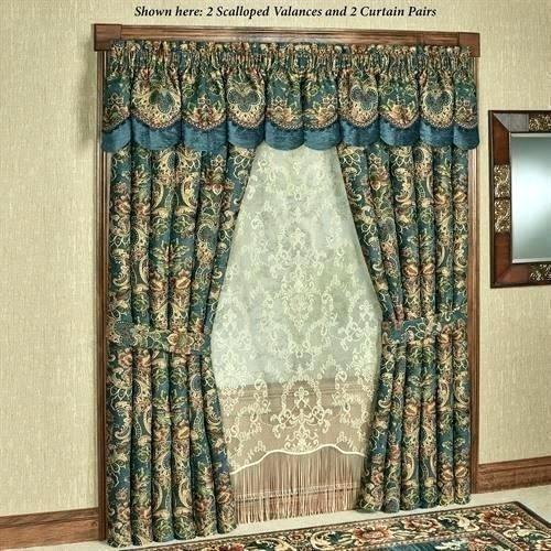 Jacobean Window Treatments – Gogrowth (#23 of 41)