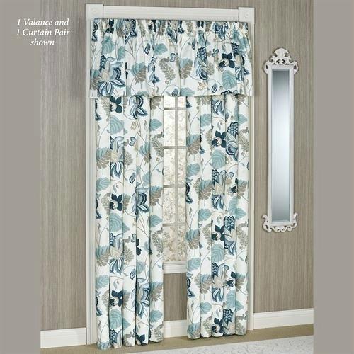 Jacobean Window Treatments – Shirleenhatchett (#26 of 41)