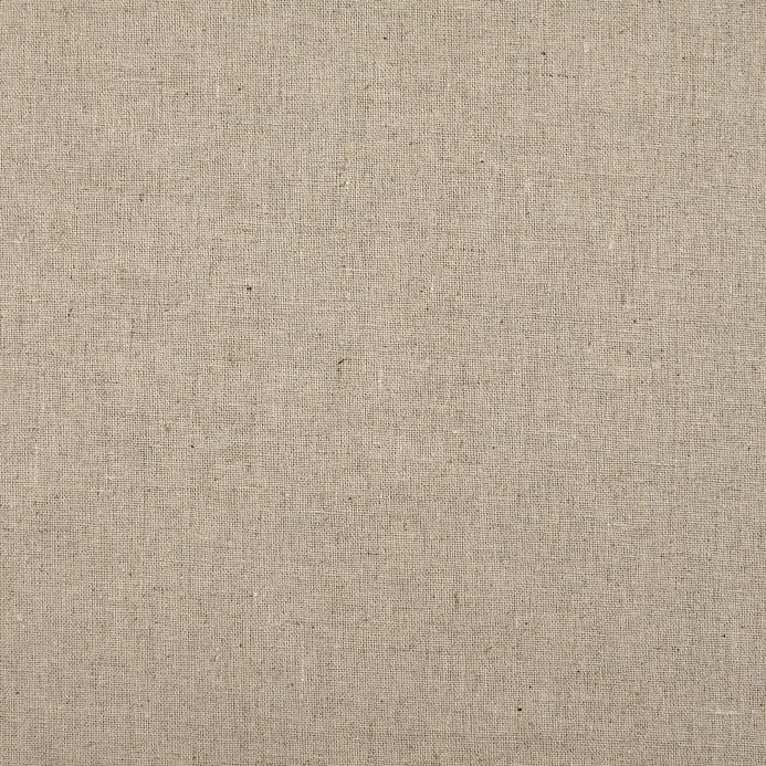Kaufman Essex Linen Blend Natural Fabric With Solid Country Cotton Linen Weave Curtain Panels (#20 of 50)