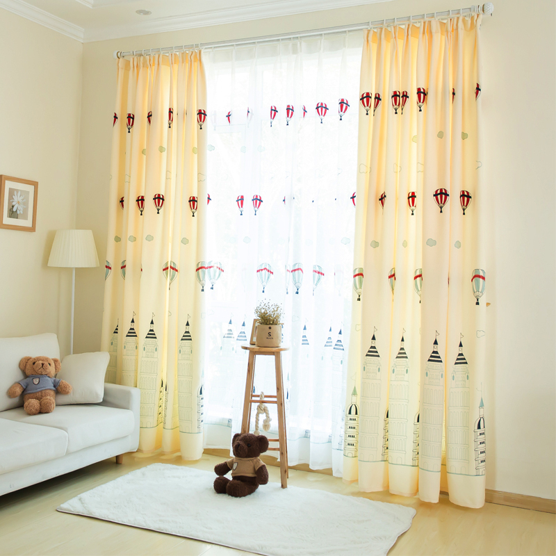 Kids Room Blackout Curtains | Best Home Decorating Ideas Within Elrene Aurora Kids Room Darkening Layered Sheer Curtains (View 33 of 40)