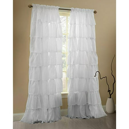 Kids Room Curtains Intended For Elrene Aurora Kids Room Darkening Layered Sheer Curtains (View 34 of 40)