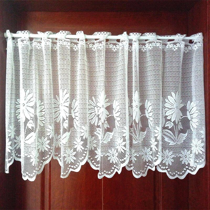 Lace Valance Curtains – Brickandwillow (View 21 of 50)