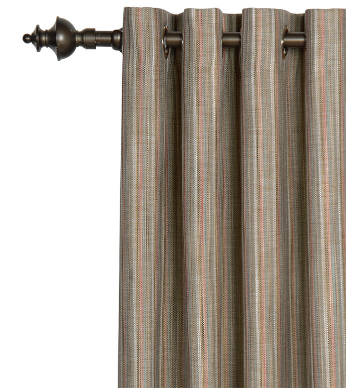 Lambert Kilim Curtain Panel Intended For Grommet Curtain Panels (View 24 of 39)