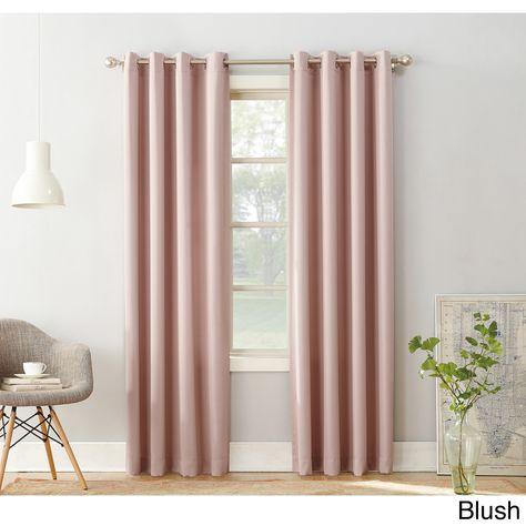 Inspiration about Laurel Creek Manistee Grommet Room Darkening Curtain Panel Pertaining To Grommet Room Darkening Curtain Panels (#50 of 50)