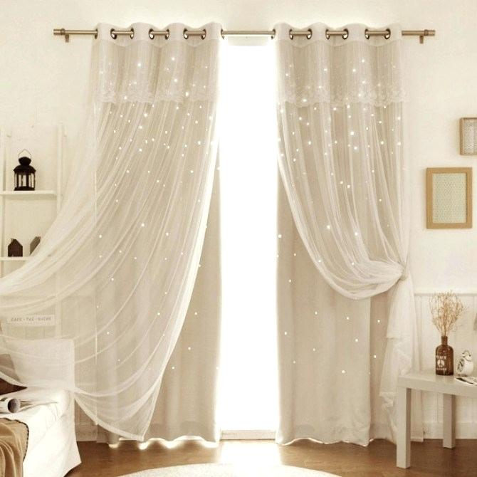Layered Sheer Curtains Layering Double Info – Robertstowing (View 42 of 50)