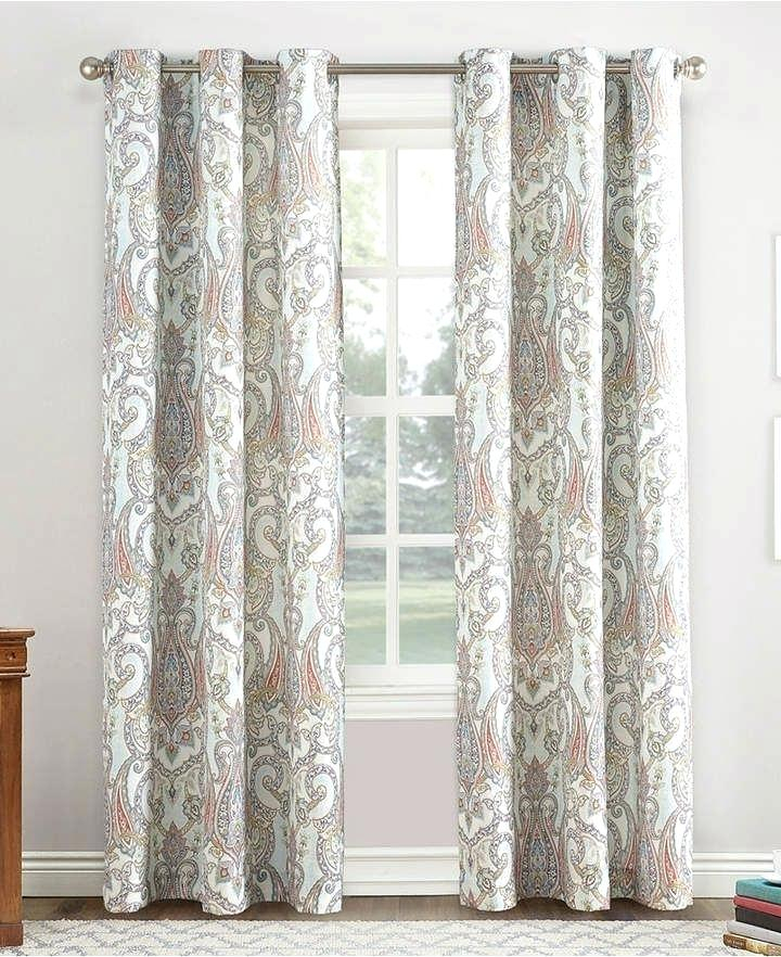 Inspiration about Lichtenberg Curtains – Maggieandrachel Within Alison Rod Pocket Lace Window Curtain Panels (#40 of 44)