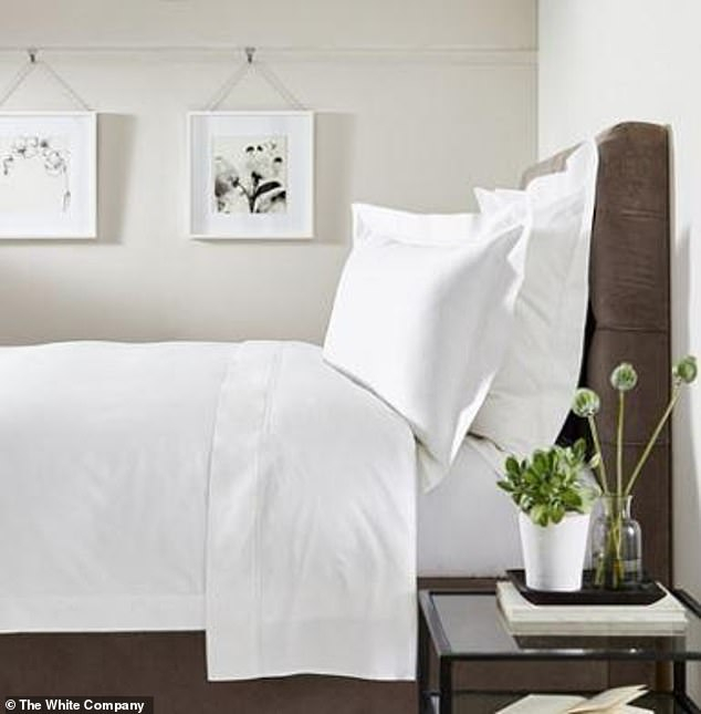 Lidl's Luxury Organic Cotton Bed Linen Looks Exactly Like With Regard To Luxury Collection Summit Sheer Curtain Panel Pairs (View 22 of 50)