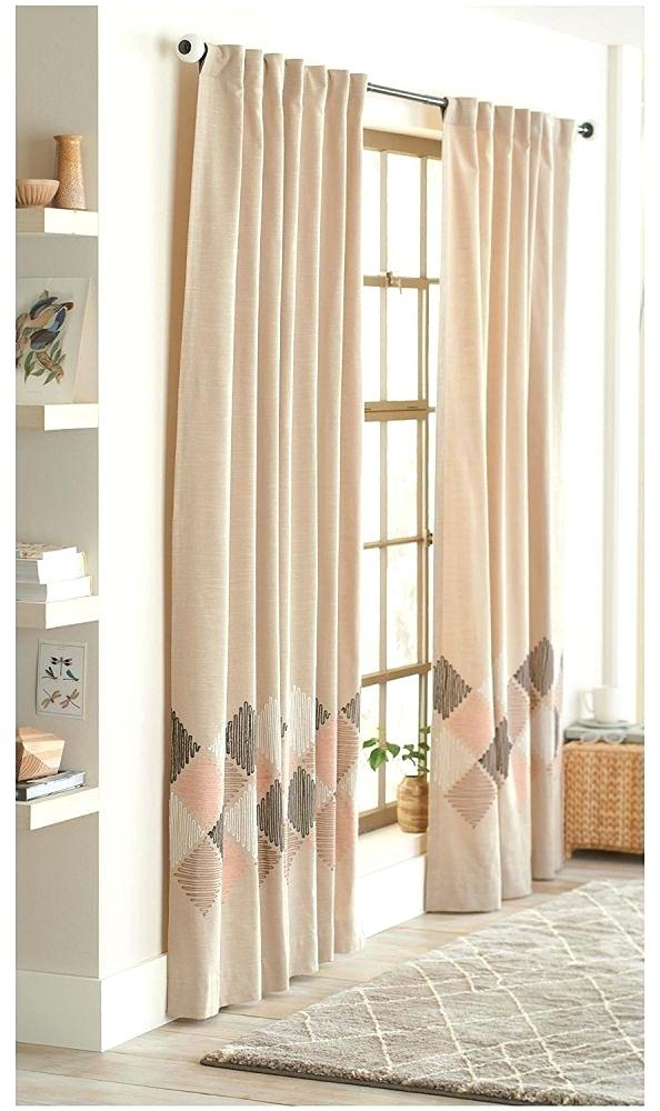 Inspiration about Light Brown Curtains – Luckandload.co Inside Tacoma Double Blackout Grommet Curtain Panels (#32 of 48)