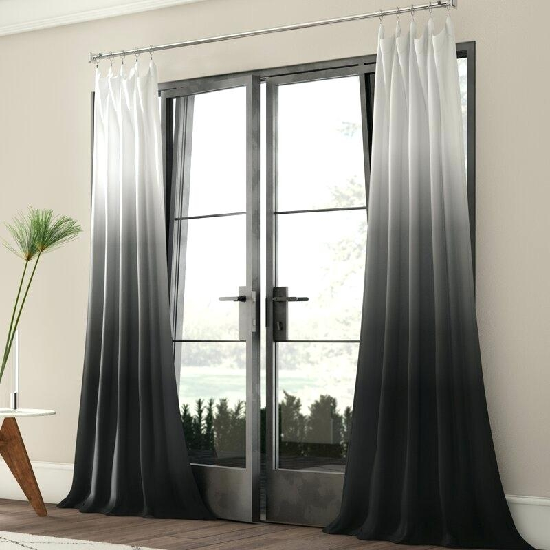 Light Up Curtain Panel – Discoverveneto Throughout Light Filtering Sheer Single Curtain Panels (#19 of 38)