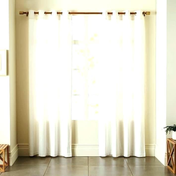 Linen Cotton Curtain Panels – Bloomhub Inside Solid Country Cotton Linen Weave Curtain Panels (#22 of 50)