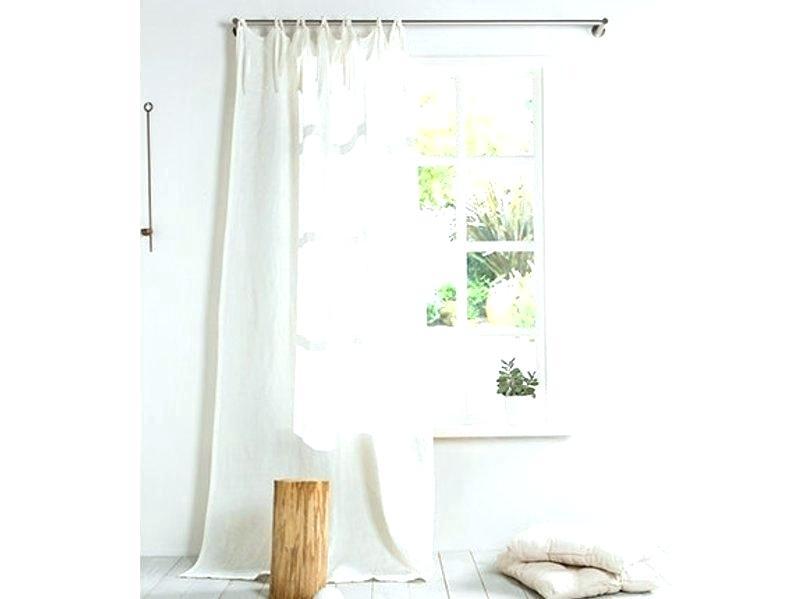 Linen Cotton Curtain Panels – Bloomhub Within Solid Country Cotton Linen Weave Curtain Panels (#23 of 50)