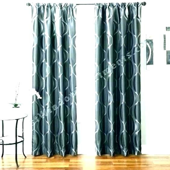Inspiration about Linen Grommet Curtains – Fermoypoetryfestival Pertaining To Thermal Textured Linen Grommet Top Curtain Panel Pairs (#39 of 42)