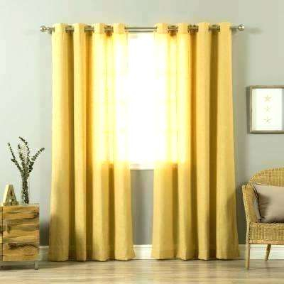 Inspiration about Linen Grommet Curtains – Newstrategy.co With Baroque Linen Grommet Top Curtain Panel Pairs (#35 of 48)