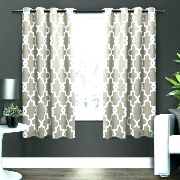 Inspiration about Lush Decor Curtain Panel Panels Lush Decor Pattern Room Within Rowley Birds Room Darkening Curtain Panel Pairs (#27 of 49)