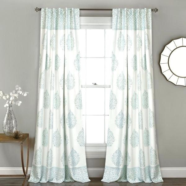 Lush Decor Curtains – Advent 2016 For Leah Room Darkening Curtain Panel Pairs (#27 of 50)