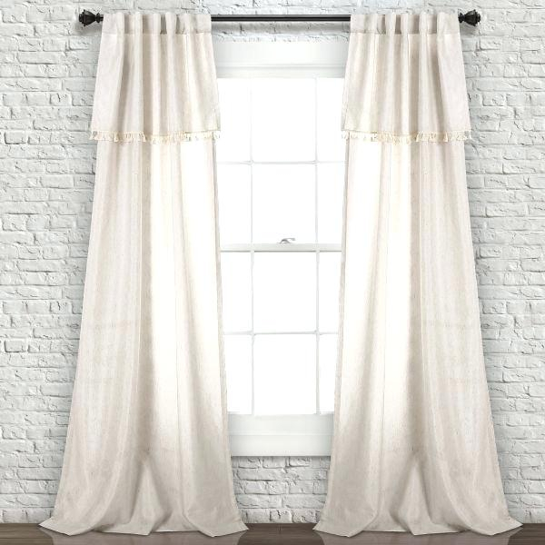 Inspiration about Lush Decor Curtains – Bondar.site For Leah Room Darkening Curtain Panel Pairs (#37 of 50)