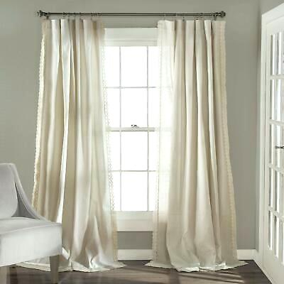 Lush Decor Curtains Inside Leah Room Darkening Curtain Panel Pairs (#16 of 50)